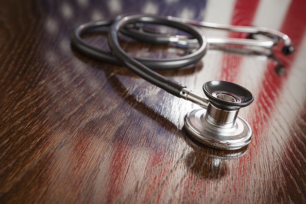 When healthcare and politics intersect