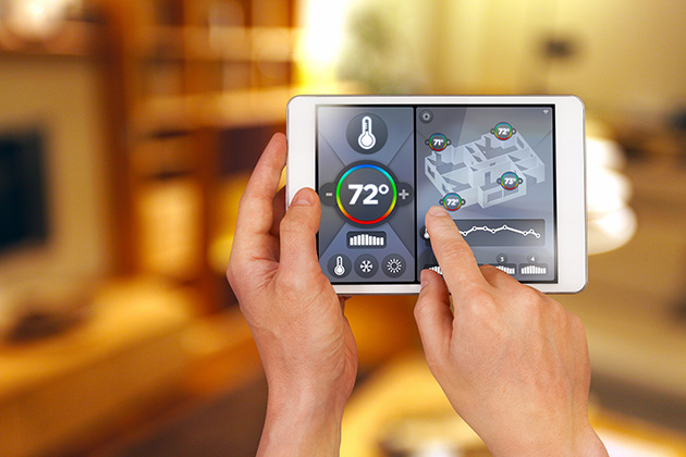 Smart home devices help monitor and mitigate indoor air quality