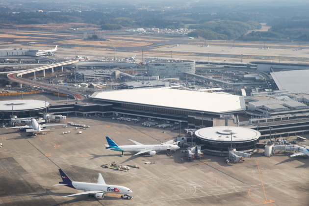 How Tokyo's Narita Airport is battling the growth of Haneda
