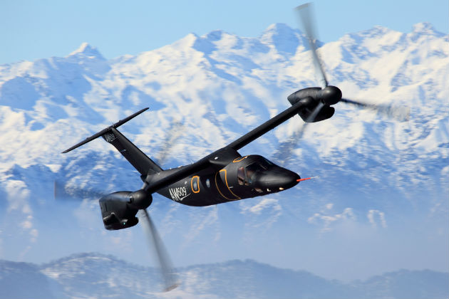 Don't rule out vertical lift just yet