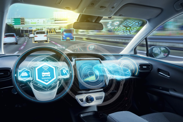 Bursting the bubble of driverless cars
