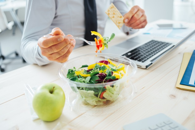 Bringing healthy behavior to the workplace in the new year