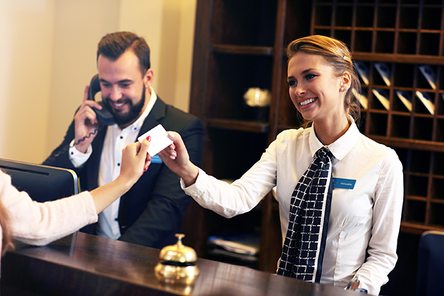 Local hotels see an opening as luxury brands falter