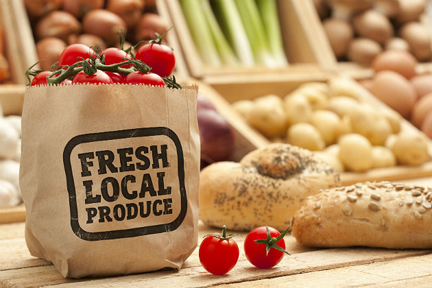 When it comes to food, 2015 is all about going local
