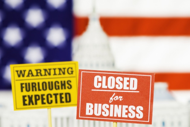 How the partial federal government shutdown affects small businesses