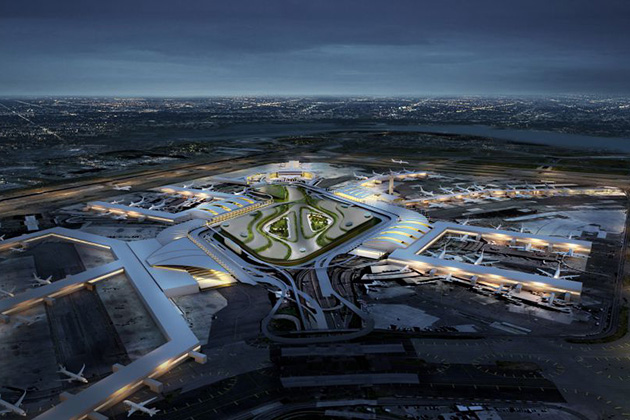 The $13 billion plan to rebuild New York's JFK Airport