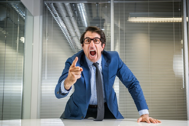 3 behaviors that bad bosses do well