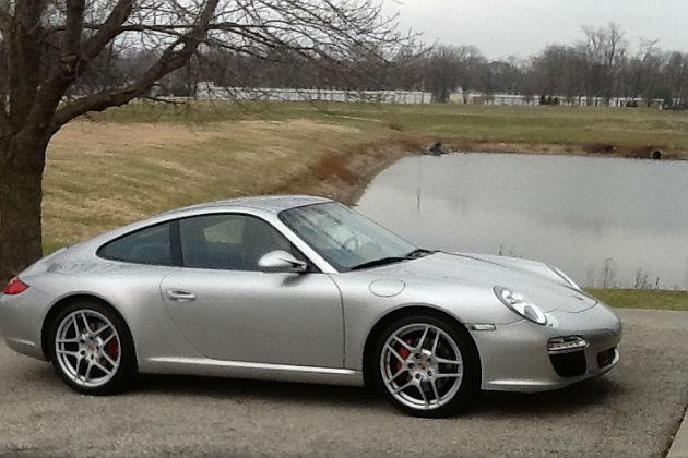 MultiBrief: Life in the fast lane: Driving a Porsche