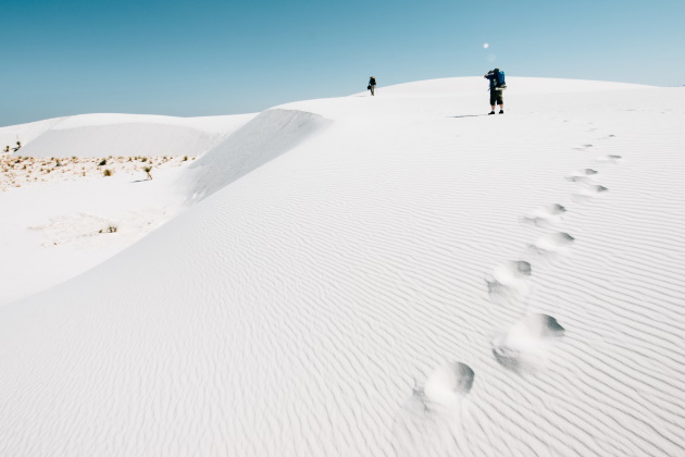 White Sands: America's newest national park