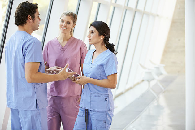 Nurse coaches are essential to healing the healthcare industry