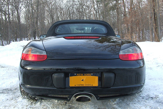 In praise of the Boxster