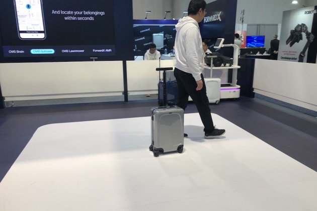 Travel2020 at CES2019 — Where the robots hit the road: Part 1 of 2