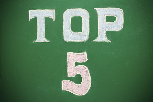 Top 5 education trends for 2015