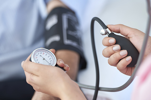 Home-based hypertension brings BP under control in only 7 weeks