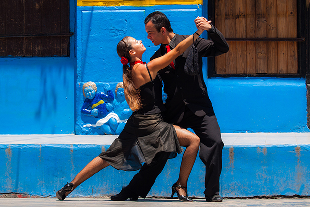 Risk leaders need to dance the tango