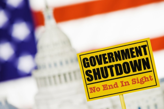 How the partial government shutdown affects federal contractors and the economy