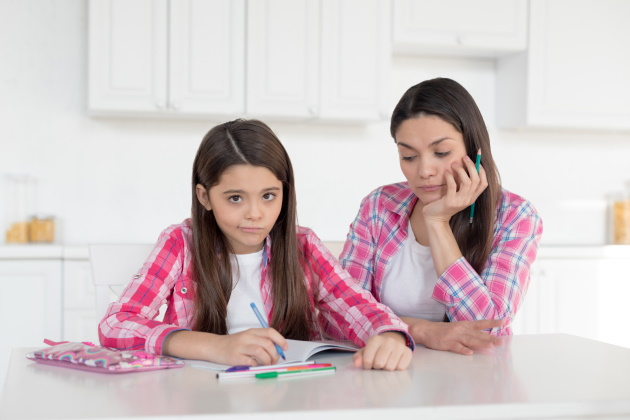 Homework and independent assignments: Avoiding problems, encouraging success