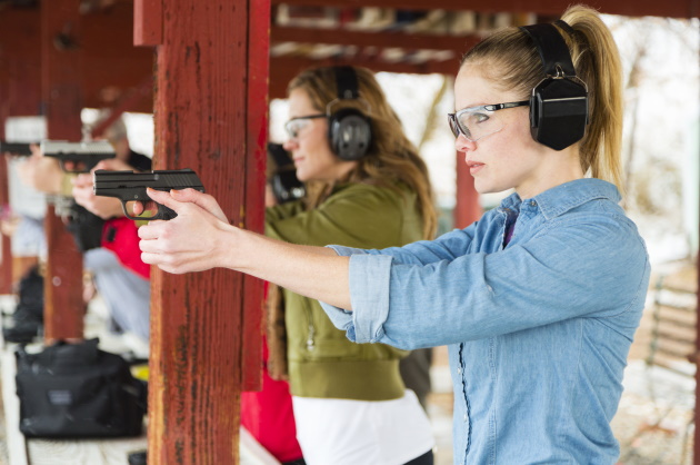 Is your gun training perturbing enough?