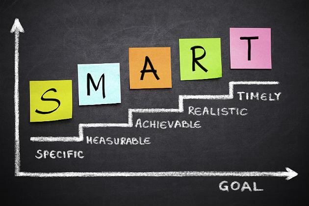 Setting SMART goals for 2016