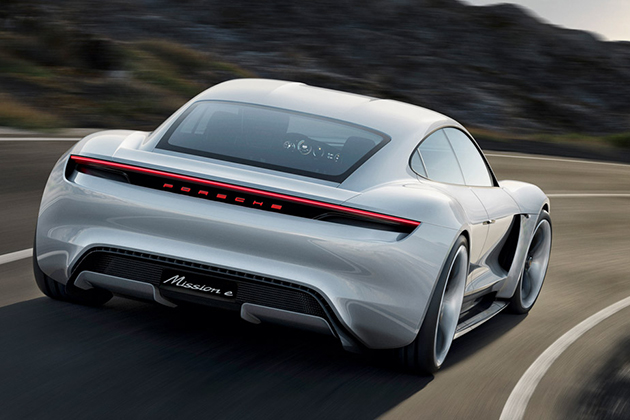 Porsche charging up for entry into EV market