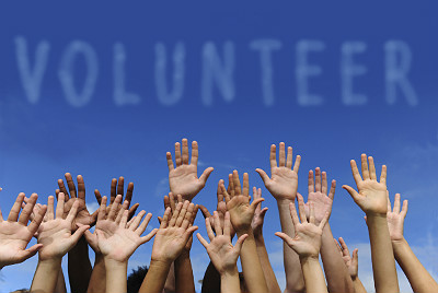 Why volunteer? Because it's good for your health