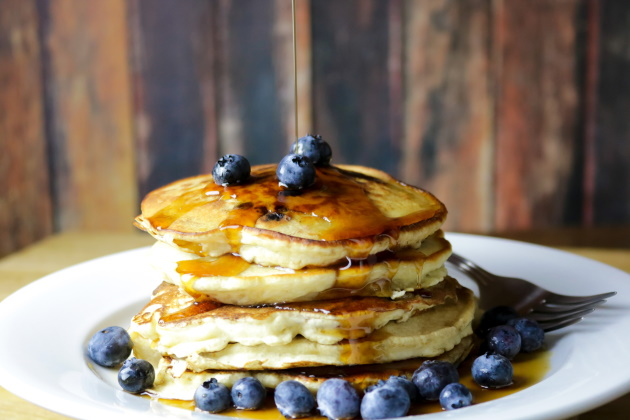 Pancakes and the value of reinvention
