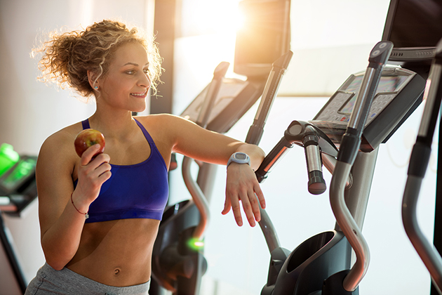 Personal trainers: Diet is more important than exercise