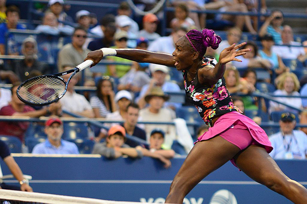 Leadership lessons from Venus Williams