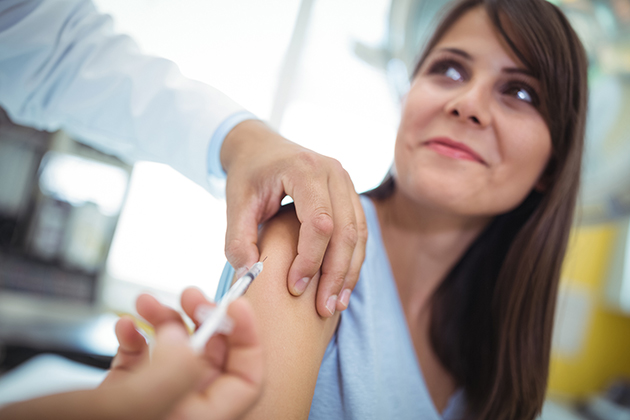 Help your patients comply with getting vaccinated easily