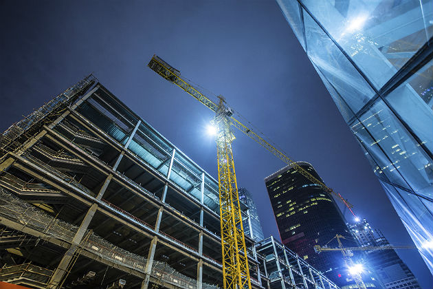 Tightening supply to sustain nonresidential construction growth