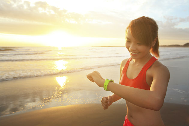 Fitness wearables: To track or not to track