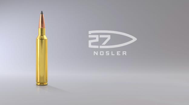 27 Nosler cartridge debuts at 2020 SHOT Show