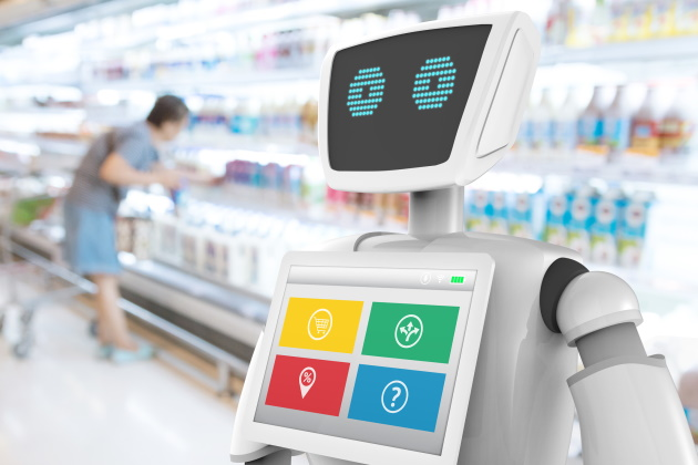 Will the 2020s see the rise of the retail robots?