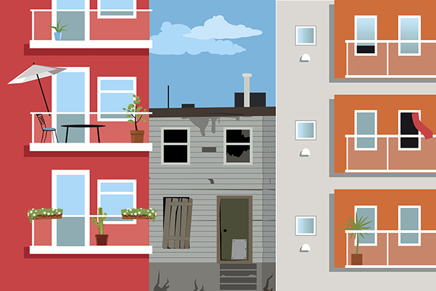 Urban challenge: What should be done about gentrification?