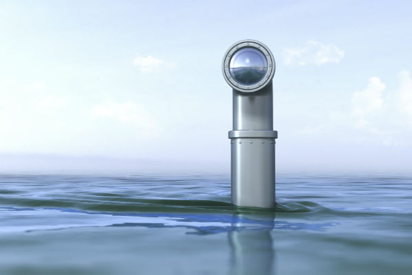 Are you the 'up periscope' for your nonprofit organization?