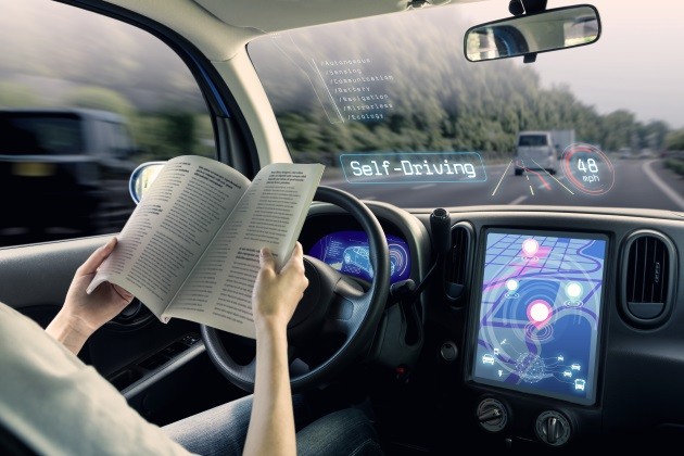 The mad dash to quell drivers' fears about autonomous vehicle safety
