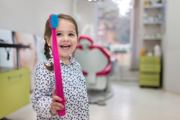 Top tips for taking care of your child's dental health