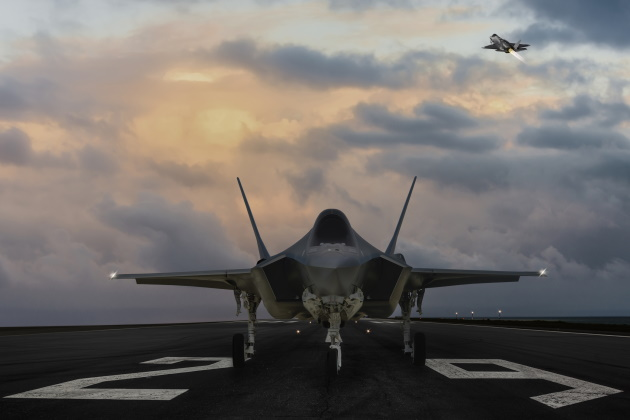 F-35's problems continue with the gun that won't shoot straight