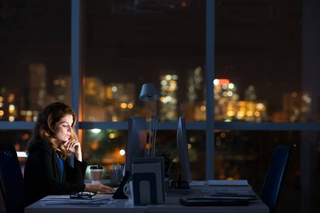 Do night owls really work better at night?