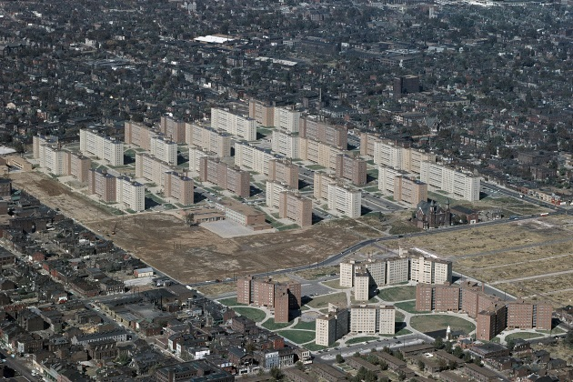 Housing America part 2: The tale of St. Louis' Pruitt-Igoe