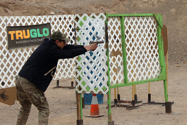 IDPA: New rules, same challenge