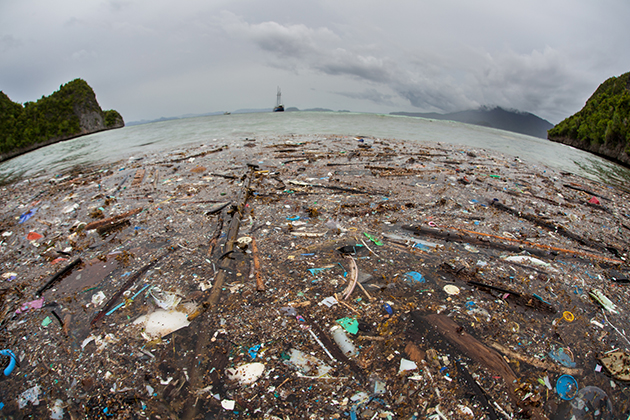 Study: Education can change behaviors that lead to ocean pollution