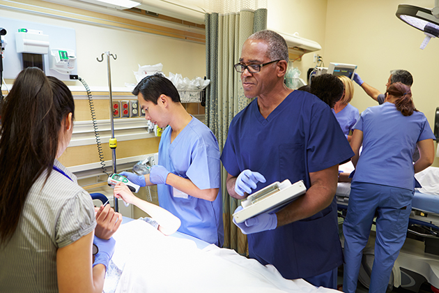 Nurses shedding light on ugly side of the flu