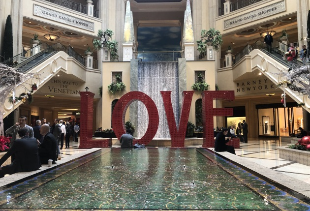 Travel2020: Love Las Vegas-style with daring I do's