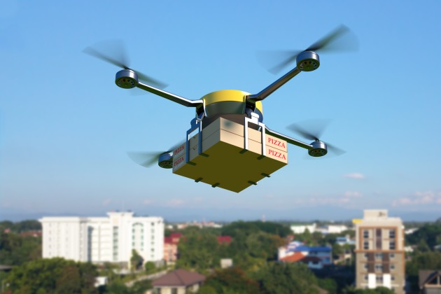Drone delivery is coming, but don't get too excited yet