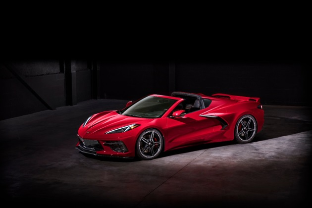 The latest in mid-engine sports cars: Would you choose foreign or domestic?