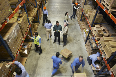 Building and keeping a great warehouse team