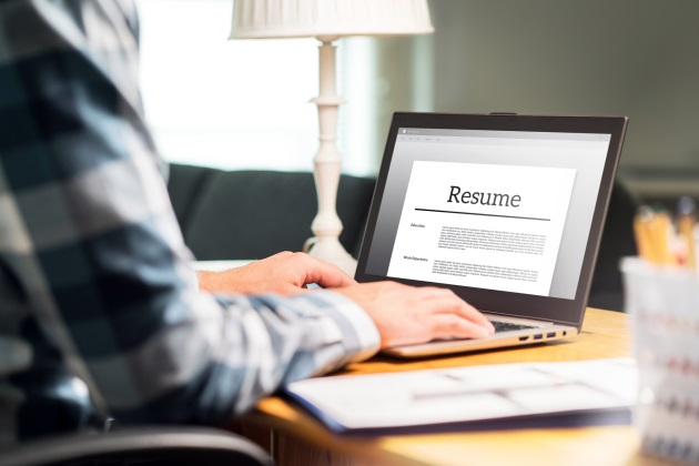 Top 10 mistakes made on résumés