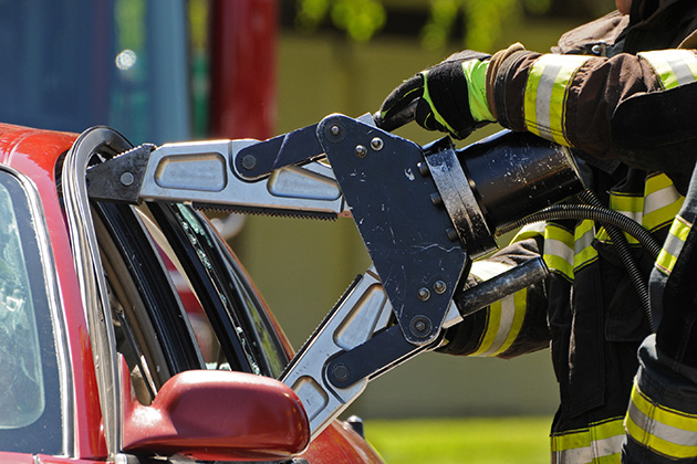 Your 'jaws of life' can build up or tear down