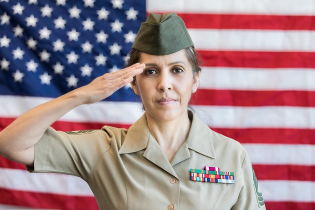 How women have been making headlines in the military recently